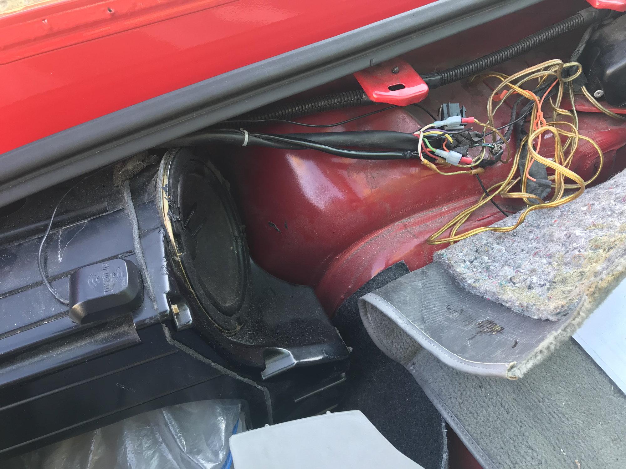 Bose Wiring Help Please Camaroz28 Com Message Board