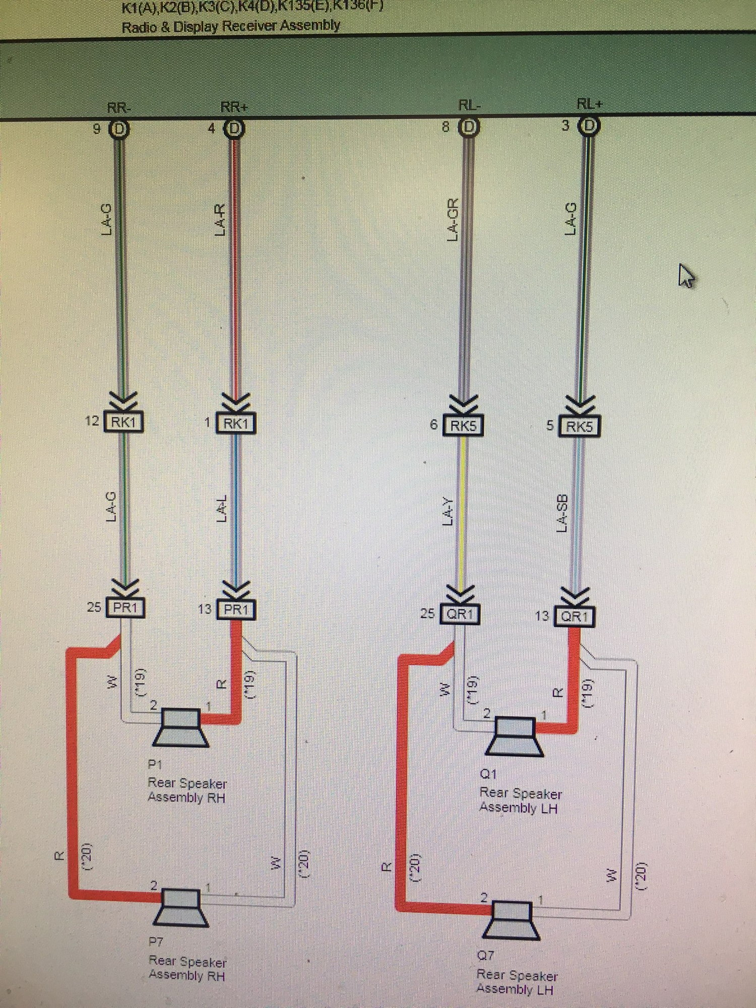 2018 Camry Se Amp Sub Install