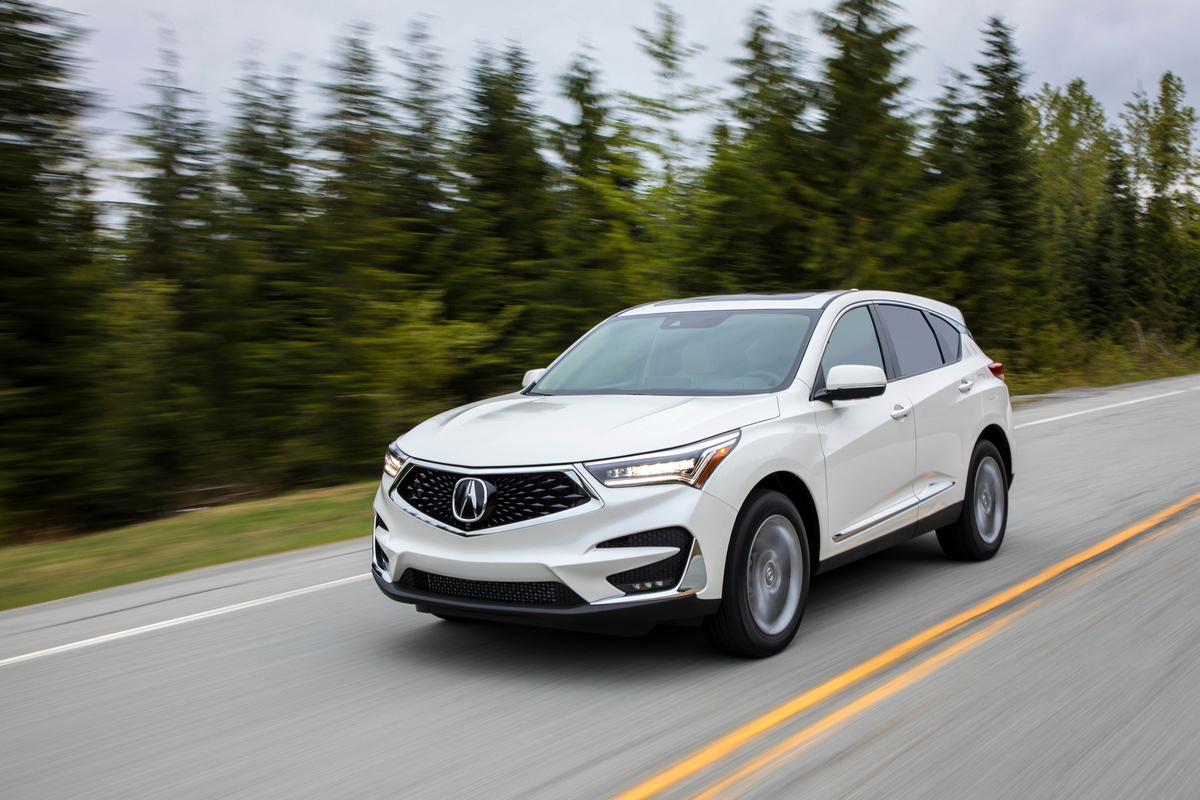 2019 Acura RDX Deals, Prices, Incentives & Leases ...