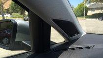 2015 Volkswagen Golf TDI A-Pillar