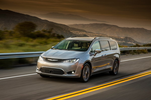 2020 Chrysler Pacifica Preview Pricing Release Date
