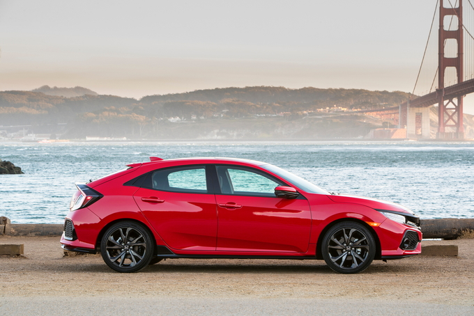 2017 honda civic deals prices incentives leases for 2017 honda civic cost