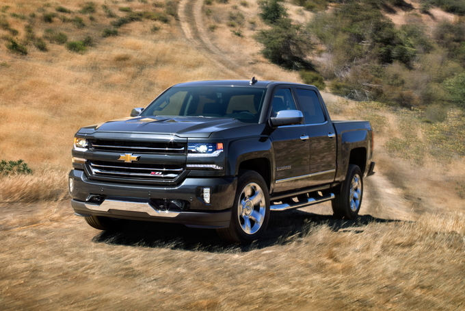 2018 chevrolet silverado 1500 deals prices incentives leases overview carsdirect. Black Bedroom Furniture Sets. Home Design Ideas