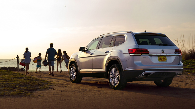 2019 Volkswagen Atlas Deals, Prices, Incentives & Leases ...
