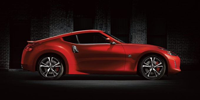 Nissan Z Touring Horsepower Naturally Aspirated