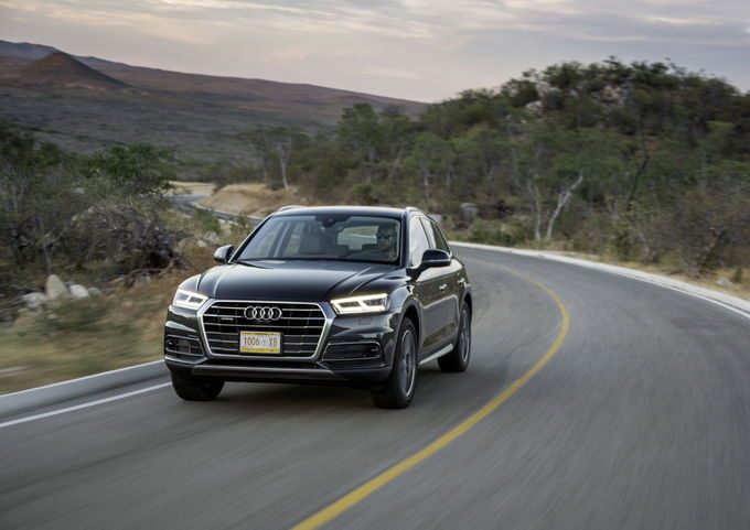The Compact Luxury Crossover Market Is Booming And 2017 Audi Q5 Has Segment Covered With Two Robust Engine Choices Standard All Wheel Drive