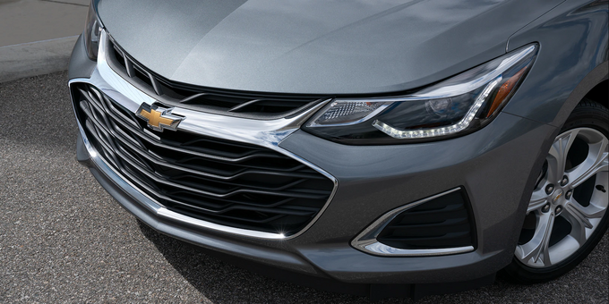 2019 Chevrolet Cruze Deals, Prices, Incentives & Leases, Overview