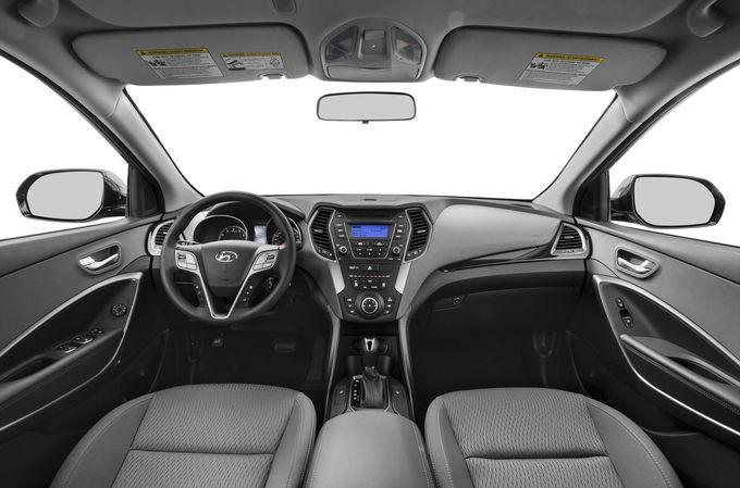 2016 Hyundai Santa Fe Review Carsdirect