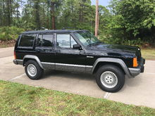 MY 96 XJ Country