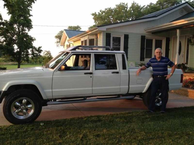 Lets talk Ultimate! A Crew Cab 6x6 Comanche - Jeep Cherokee Forum