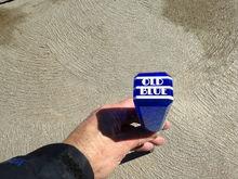 Custom engraved knob