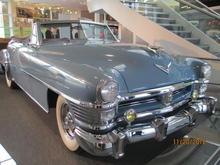 '51 New Yorker convertible