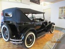 1924 Chrysler Phaeton