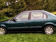 1997 Civic EX Sedan