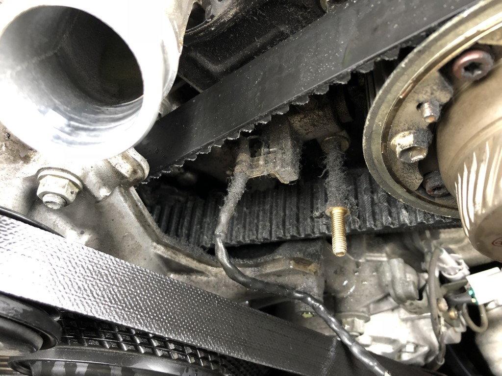 SC430 error code P0340 and timing belt jumped - ClubLexus - Lexus