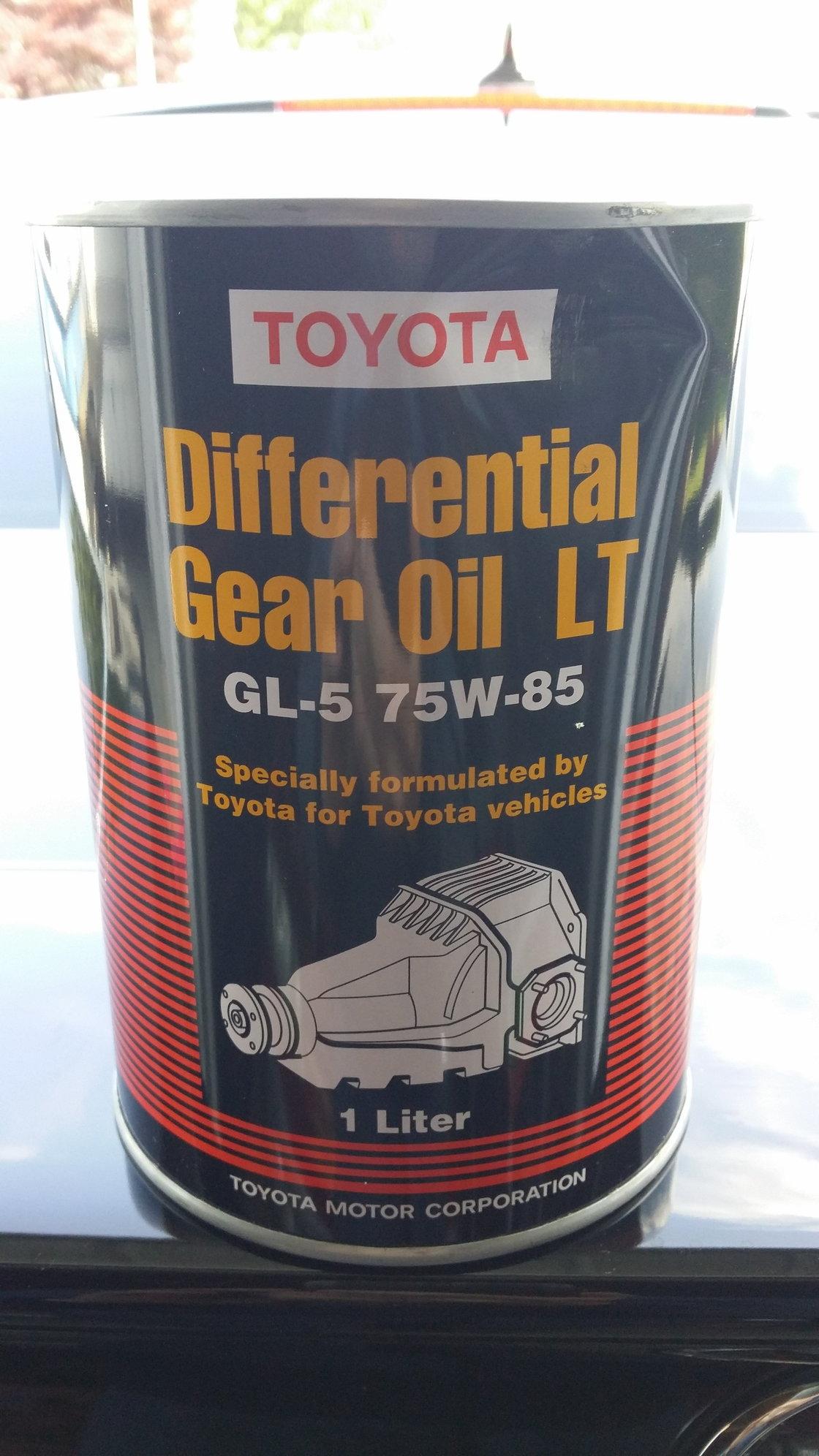 Rear Differential Fluid Change DIY w/Pics - ClubLexus - Lexus Forum
