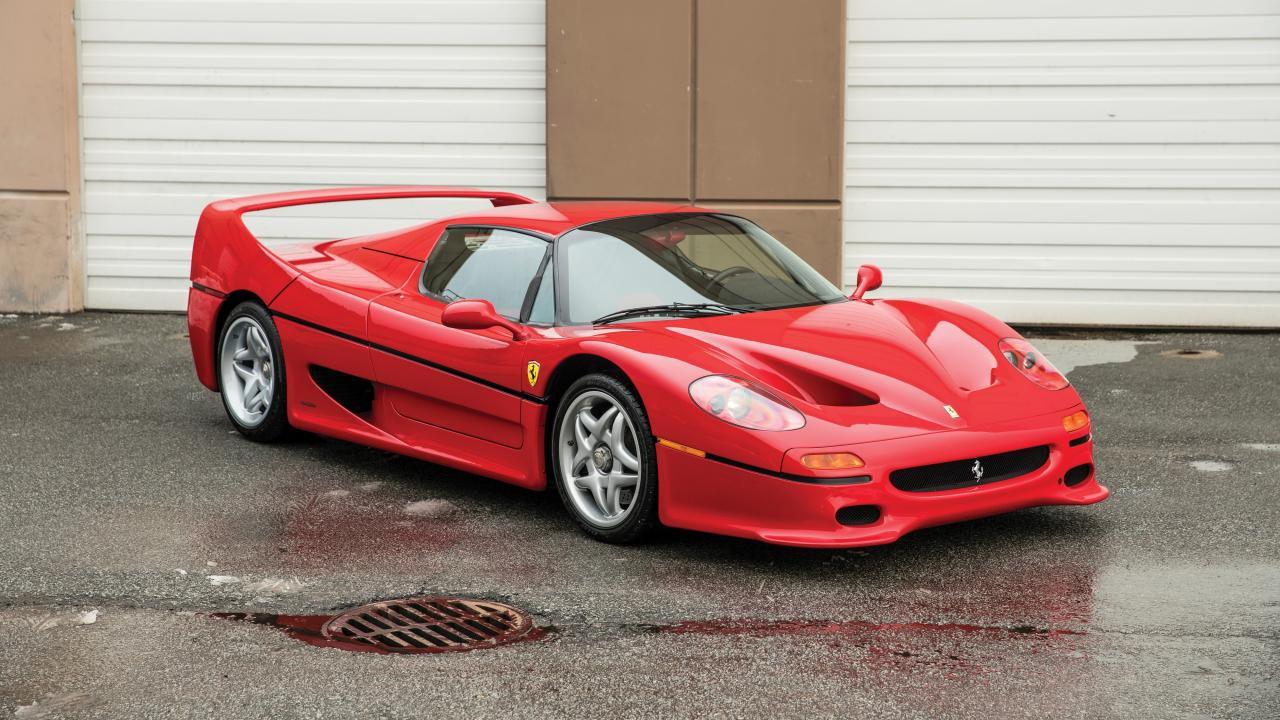 Ferrari f-50 one of the best cars of all time? - ClubLexus - Lexus ...