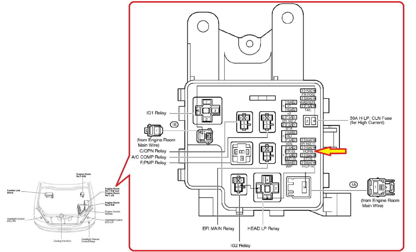 Diagram 2004 Lexus Ls430 Fuse Diagram Full Version Hd Quality Fuse Diagram Diagramlettp Accademiadellatorre It