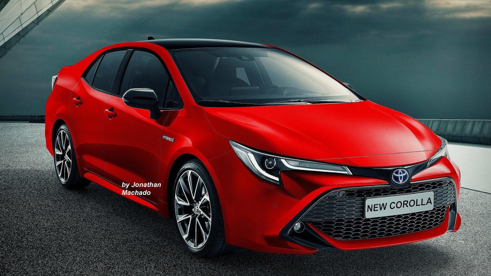 2020 Corolla spied!! - ClubLexus - Lexus Forum Discussion