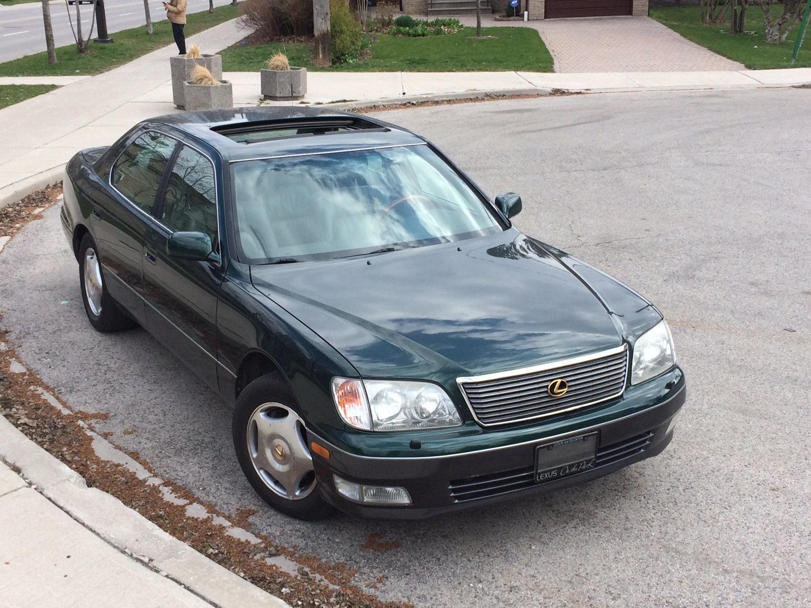 Post Up Recent Pixs Of YOUR Car (LS400s)