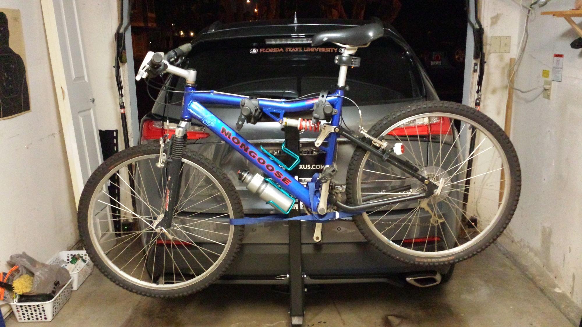 allen bike rack instructions