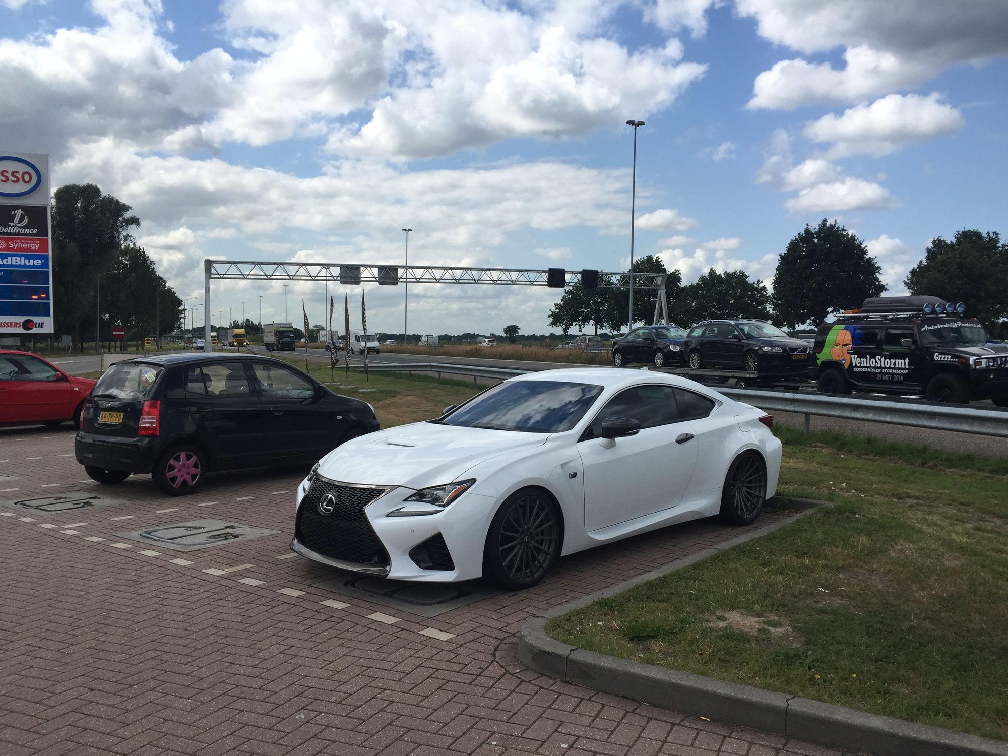 Lexus RC-F world trip - ClubLexus - Lexus Forum Discussion