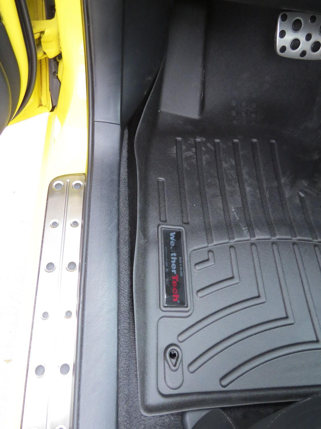 Weathertech floor mats lexus is250 - Driver S Side