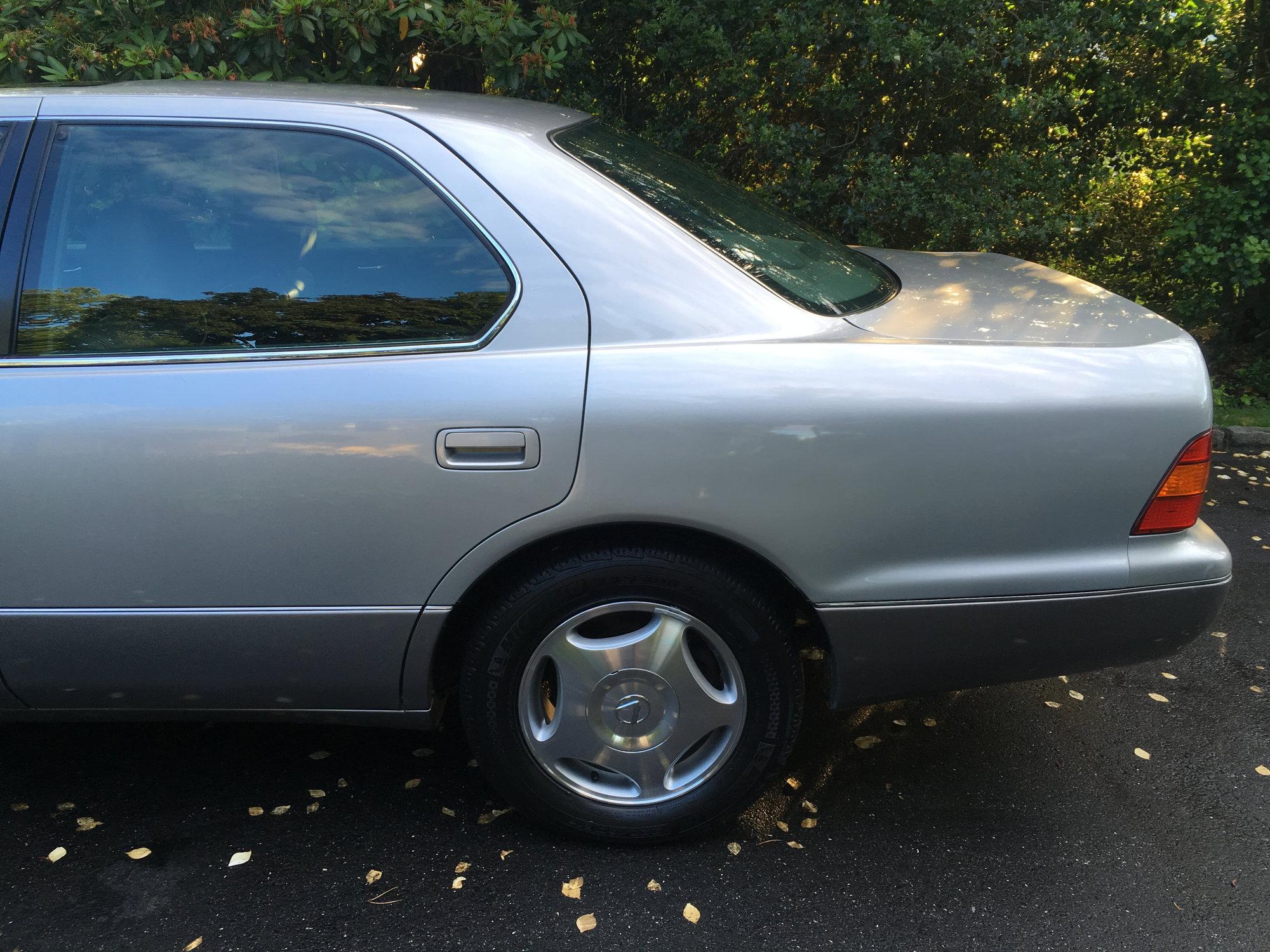 Oem Wheel Options For My 99 Ls400 Clublexus Lexus Forum Discussion