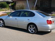 2002 GS430