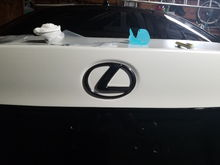 Black pearl emblem
