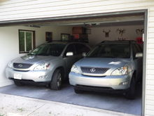 New set of twins, 2005 RX330s
