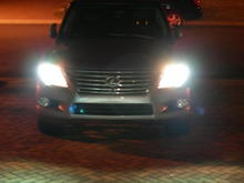 HID kit installed