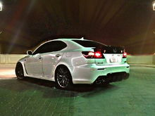 My lexus IS-F 2011