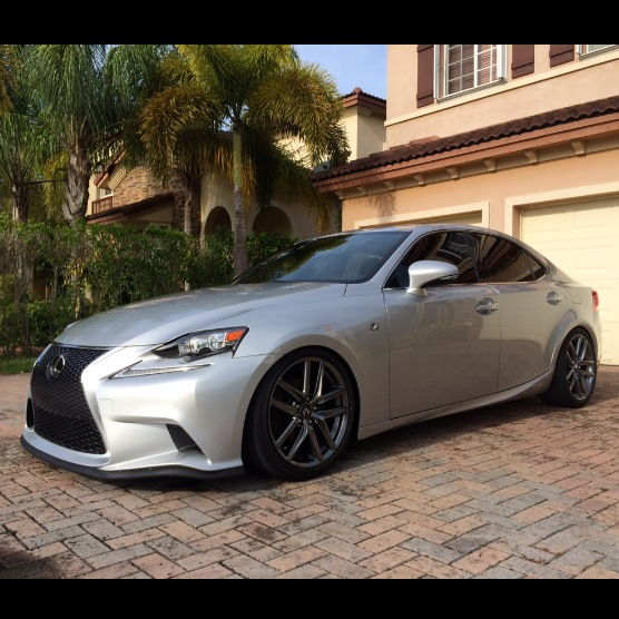 Used Lexus Is350: RSR Super Downs And 20MM Spacers For Sale
