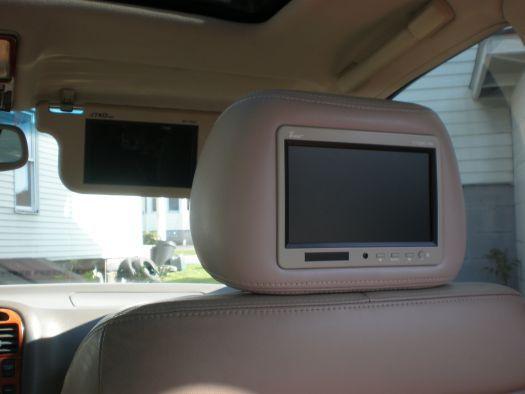 Back Seat shot....