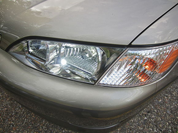 ES300 - headlight