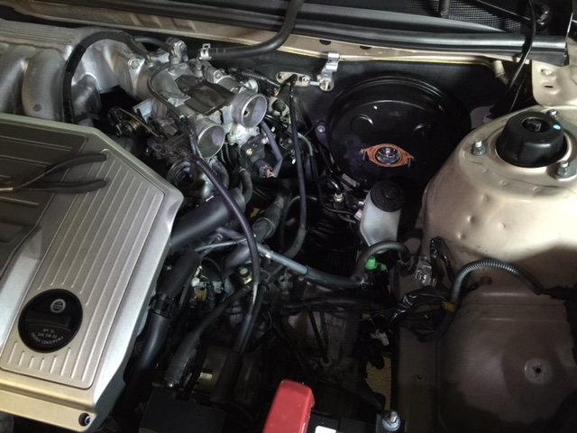 Fix your Brake Booster -Hissing sound - ClubLexus - Lexus