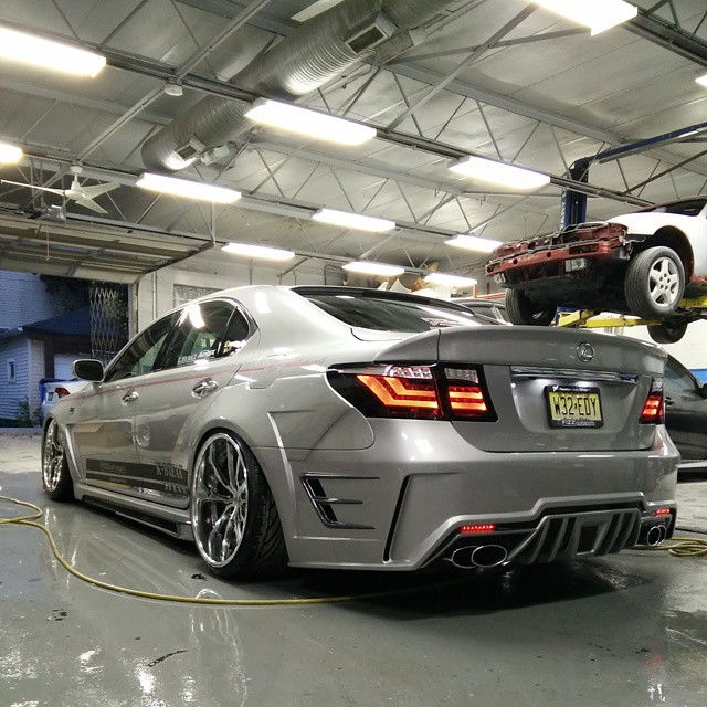 Used Lexus In Nj: MrMark's SEMA Build......