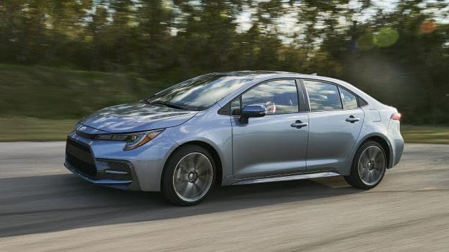 2020 Toyota Corolla Sedan - ClubLexus - Lexus Forum Discussion