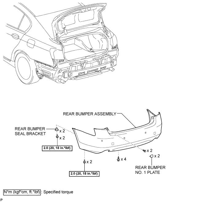 Lexus parking sensor replacement