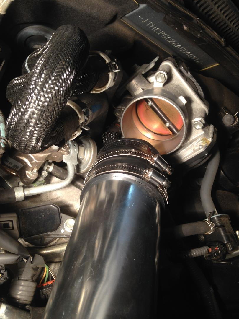 upgraded intake manifold for 250? - ClubLexus - Lexus Forum Discussion