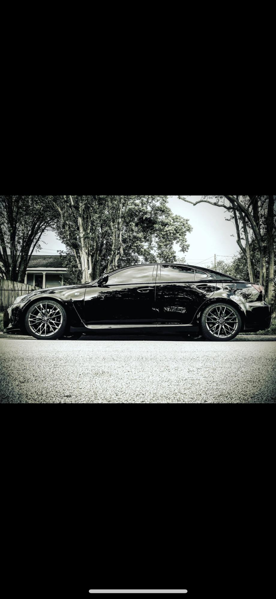 Black 2011 ISF in Texas FS - ClubLexus - Lexus Forum Discussion