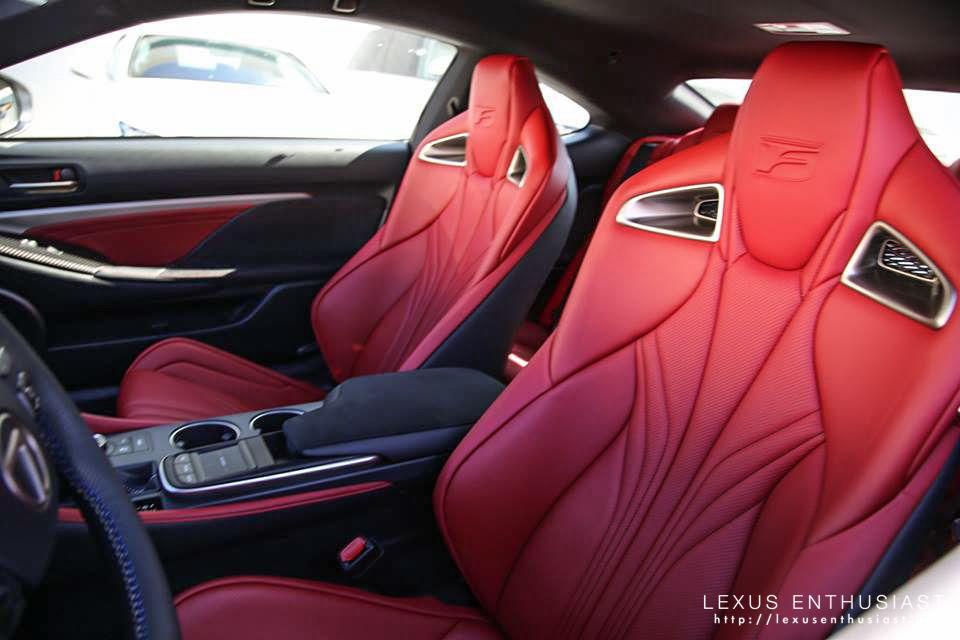 Rcf To Rc Interior Swap Clublexus Lexus Forum Discussion