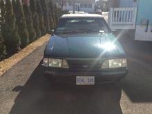 1990 7UP Mustang