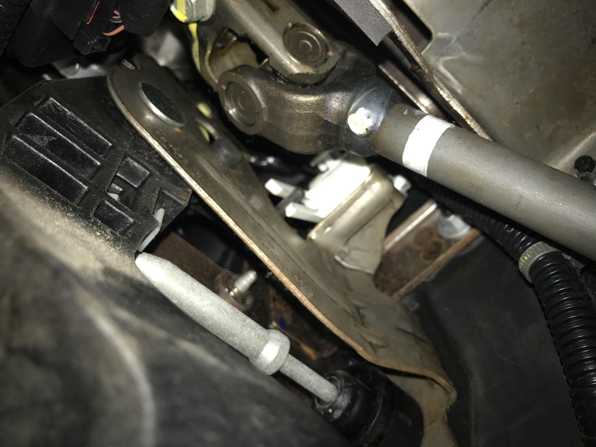 Clutch Position Sensor No Crank Cobalt Ss Network Chevy Hhr Crankshaft 2009 Tc