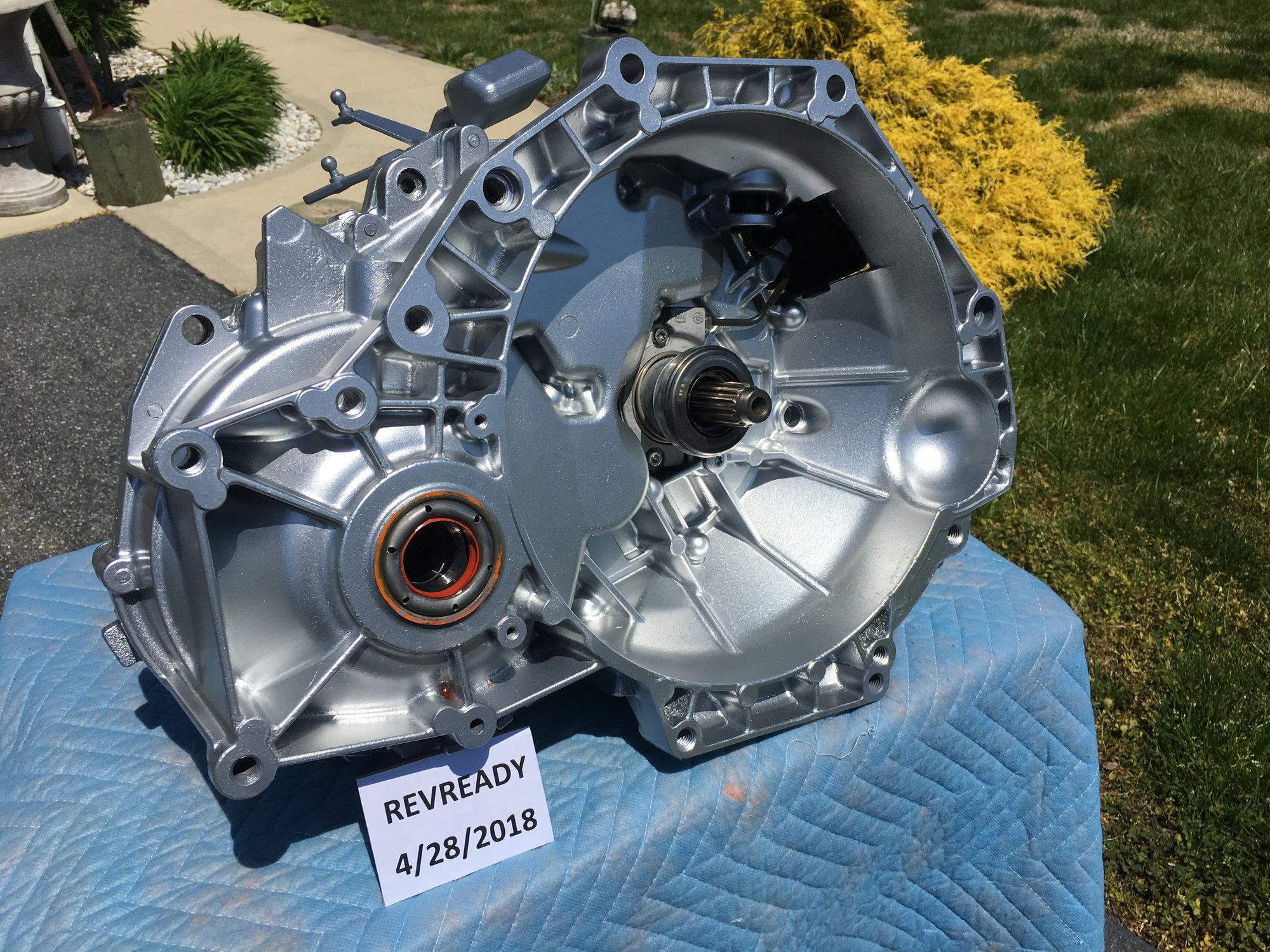 f35 transmission rebuild