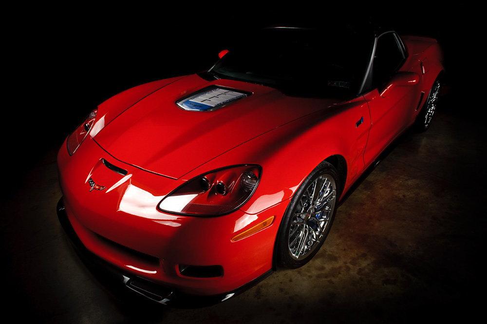 ZR1 Ol' Blue Devil Corvette Still One of Our Favorites