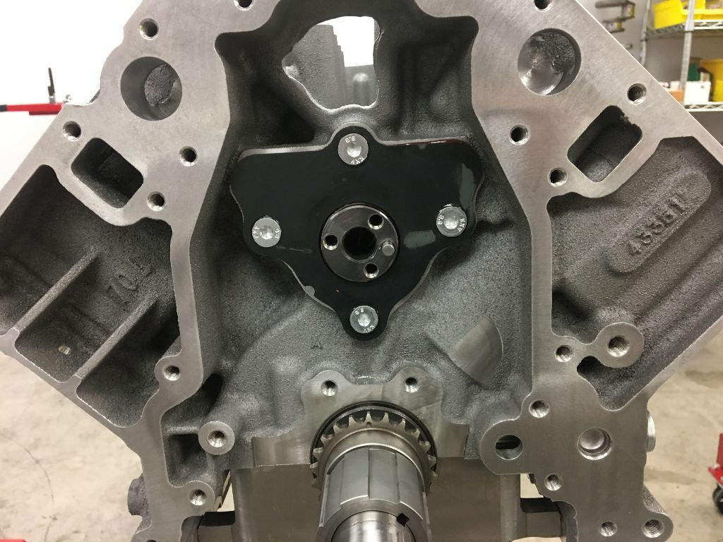Z06 HPR 468 LS7, WCCH Brodix BR7 heads, and G1Pro custom
