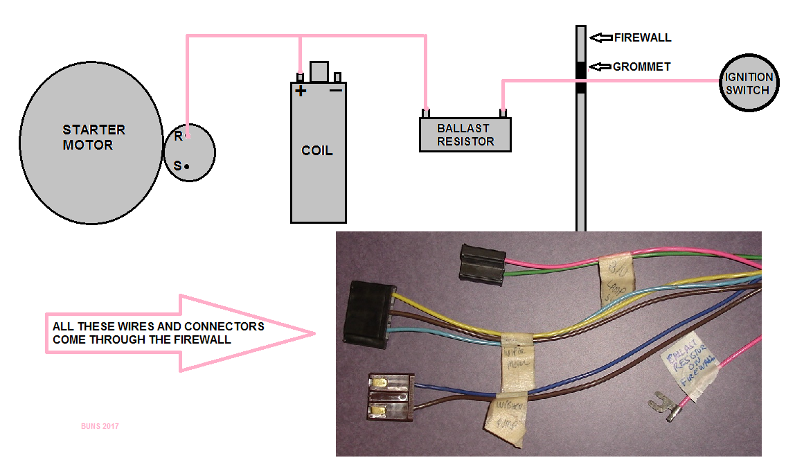 Ti Ign Wiring Help 66 427 - Corvetteforum