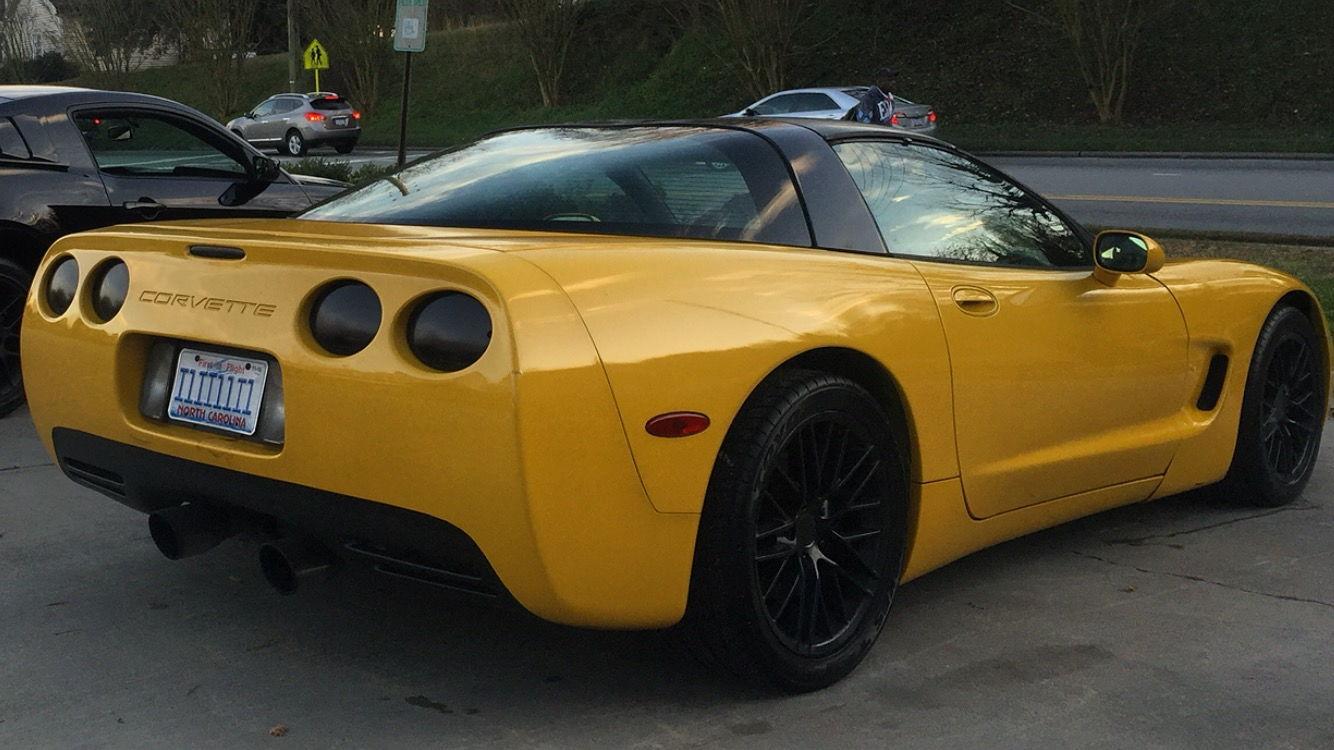 fs 2001 millenium yellow c5 corvette built corvetteforum chevrolet corvette forum discussion. Black Bedroom Furniture Sets. Home Design Ideas